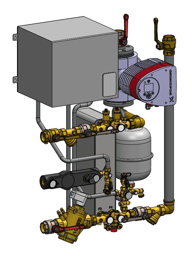 EDGE Heat Interface Unit (HIU) range