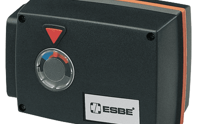 New Series 90 Modulating Actuator from ESBE